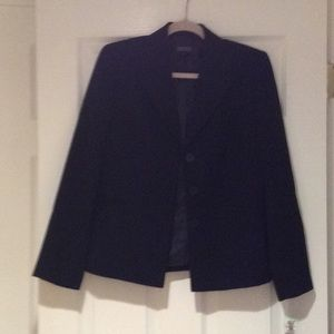 Navy blue pant suit brand new